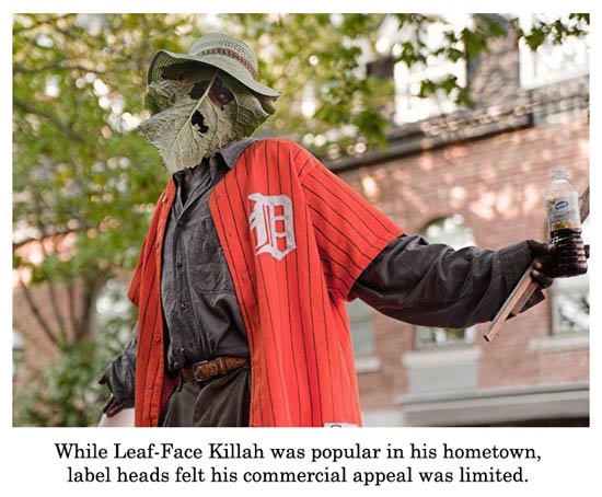 leaf face killah