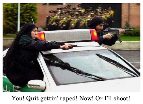 quit gettin raped