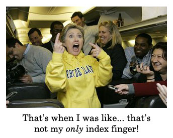 only index finger