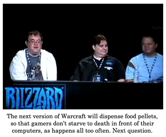 warcraft pellets